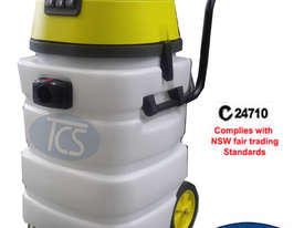 TCS Commercial Industrial 90L Wet & Dry Vacuum Cleaner 3 x 1000W Ametek Motors - picture0' - Click to enlarge