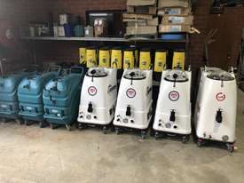 SteamVac AustMachinery Onyx1600psi Complete Carpet & tile - picture11' - Click to enlarge