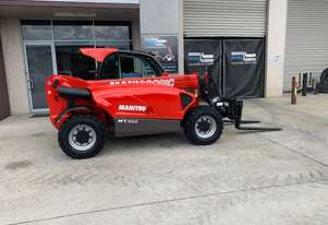 Manitou MT625 Used Telehandler with Pallet Forks & Low Hours