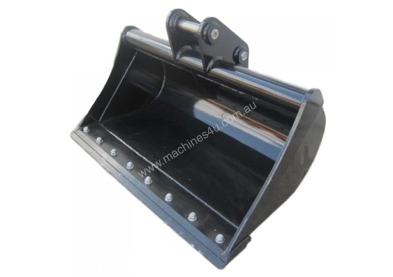 ABS Mud Bucket 720mm Wide with BOE 0-1T