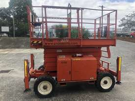 Snorkel SR3370 Rough Terrain Scissor lift  - picture2' - Click to enlarge