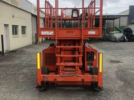 Snorkel SR3370 Rough Terrain Scissor lift  - picture0' - Click to enlarge