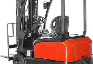 CPD16/18/20TV8 THREE-WHEEL ELECTRIC FORKLIFT