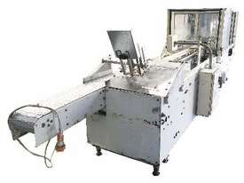 Horizontal End Load Cartoner - picture1' - Click to enlarge