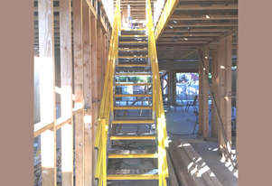 Self Leveling Stairs Height Range 1290-2100mm 650mm Width