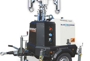 Generac Lighting Tower - V20 Hyper