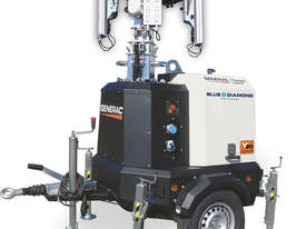 Generac Lighting Tower - V20 Hyper - picture0' - Click to enlarge