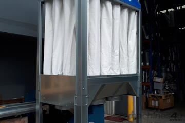 Airtight Solutions T-750 Dust collection system