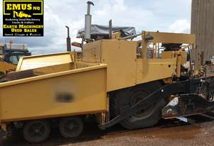 Bitelli BB640 Paver, ready to work.  MS542A