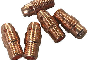 Tigmaster Collet Body 2.4mm for 9, 20 & 25 TIG Torches 13N28 - Pack of 5