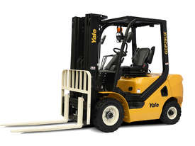 Yale 2.5T UX Counterbalance Forklift - picture3' - Click to enlarge