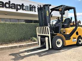 Yale 2.5T UX Counterbalance Forklift - picture1' - Click to enlarge