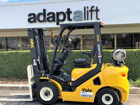 Yale 2.5T UX Counterbalance Forklift - picture0' - Click to enlarge