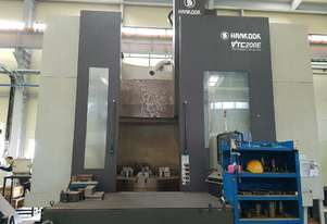 Hankook VTC-200E CNC Vertical Turn Mill