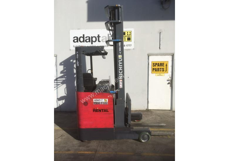 3.4T Battery Electric Sit Down Reach Truck