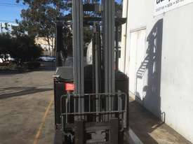 3.4T Battery Electric Sit Down Reach Truck - picture0' - Click to enlarge
