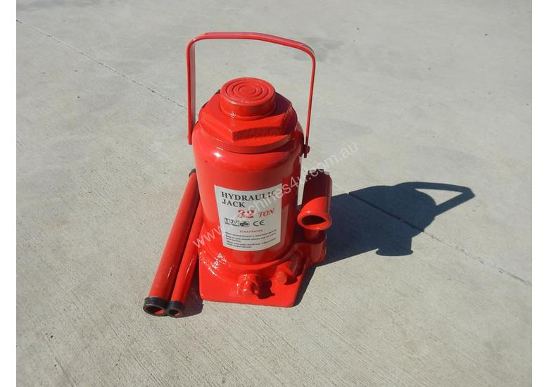 Power Tec 32 TON Hydraulic Jack