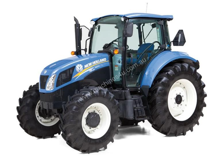 NEW HOLLAND T5.115 ELECTRO COMMAND TRACTOR