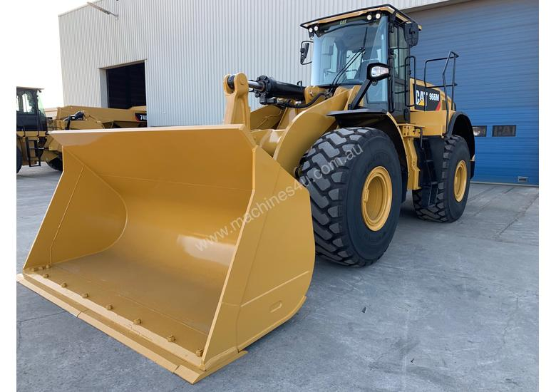 Used 2016 Caterpillar 966M Wheel Loader in , - Listed on