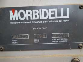 MORBIDELLI AUTHOR 502 - picture1' - Click to enlarge