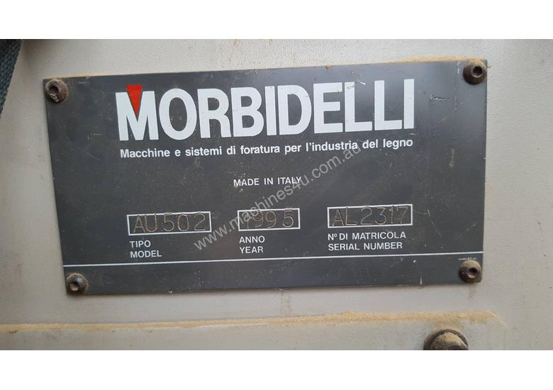 MORBIDELLI AUTHOR 502