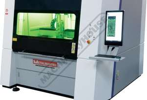 METALMASTER MM-1390 Fiber Laser Cutting System  IPG 2000W