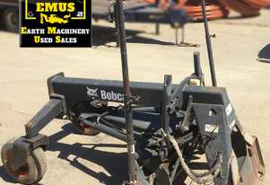 Bobcat Skid Steer Sonic Laser Grader Blade.  AS186