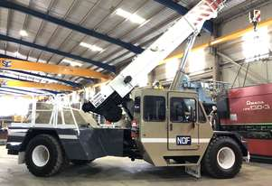 Franna Terex MAC25 pick and carry crane