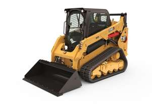 COMPACT TRACK AND MULTI TERRAIN LOADERS - 259D3