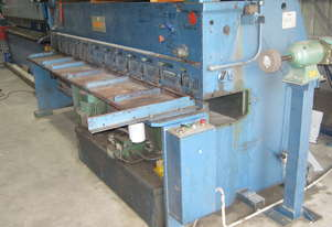 Kleen Sheet Metal Guillotine