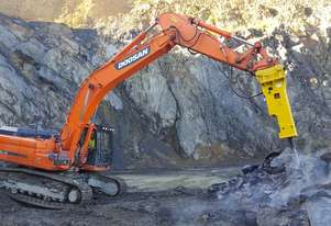 ABEX Rock breaker to suit 12-18 Tonne Excavator