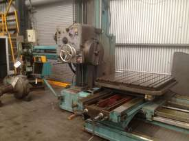 TOS HORIZONTAL BORER - picture2' - Click to enlarge