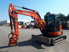 2017 Kubota U55-4 Excavator - picture0' - Click to enlarge