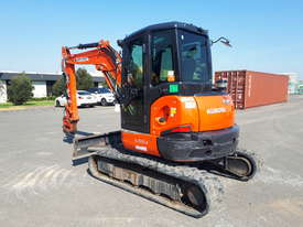 2017 Kubota U55-4 Excavator - picture1' - Click to enlarge
