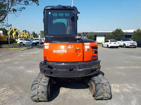 2017 Kubota U55-4 Excavator - picture2' - Click to enlarge