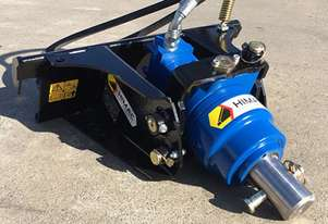 Mini Loader Auger Drive with 4 Way Swing Mini Mount - Ex-Display