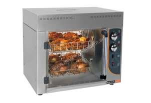 Chicken Rotisserie - Anvil - Catering Equipment