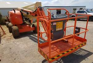 45ft diesel knuckle boom JLG 13.7m