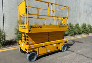 Haulotte Compact 12 Scissor Lift Access & Height Safety