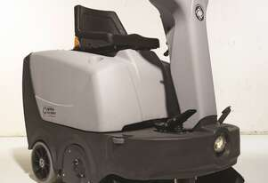 Nilfisk SR1000s Mid Sized Ride On Sweeper