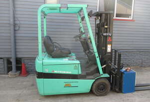 Mitsubishi 1.6 ton Container Mast Used Forklift #1572