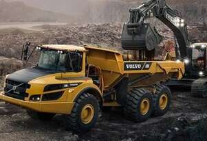 Volvo A25G Articulated For Hire