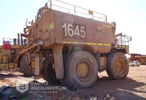 2005 CATERPILLAR 777D OFF HIGHWAY WATER CART