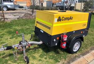 Compressor Compair C50 176 CFM 2416 Hours