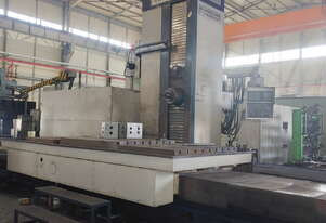 2006 HNK (Korea) HB-130CX Combination table type CNC Horizontal Boring Machine