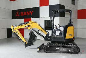 FOR HIRE - Sany SY26U 2.6T Mini Excavator