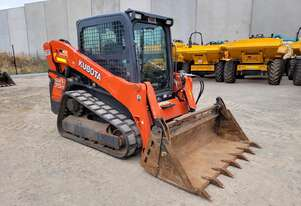 USED 2018 SVL75 TRACK LOADER WITH 1100 HOURS