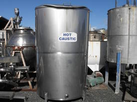 4000L Stainless steel tank