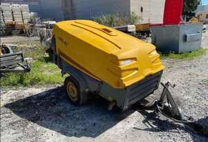 Atlas Copco XAS67 130cfm Air Compressor