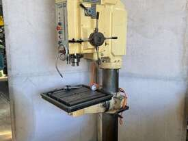 ERLO TCA-50 Geared Head Pedestal Drill 50mm capacity - picture0' - Click to enlarge